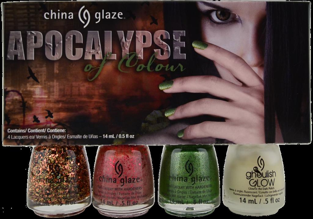 China Glaze Apocalypse