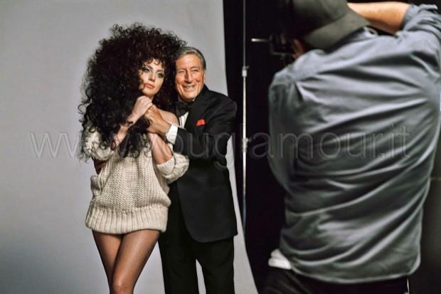 Lady Gaga per H&M Natale 2014