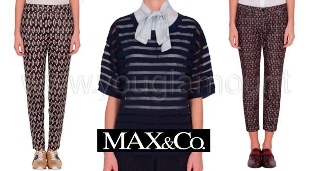 Max&Co collezione moda autunno inverno 2014 2015