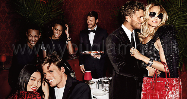 Il Natale di Michael Kors Holiday Collection 2014