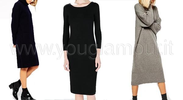 L'abito in lana: quando lo stile è comodo