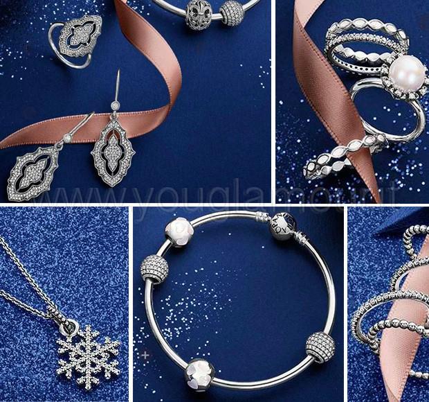 Pandora collezione Natale 2014 foto e prezzi