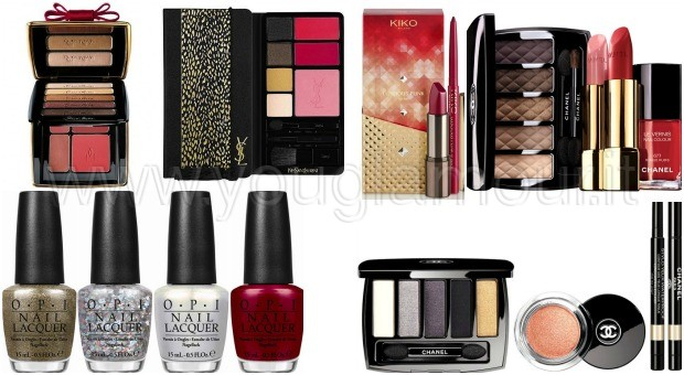 Collezioni make-up Natale 2014 da non perdere