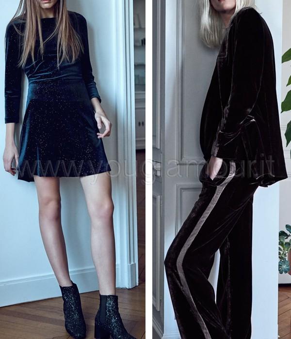 L'eleganza del velluto: come sceglierlo ed indossarlo