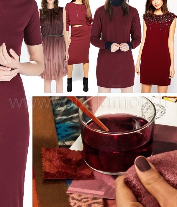 Color marsala: come indossarlo con stile