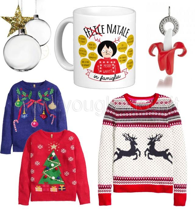Idee di regalo di Natale 2014 per lei