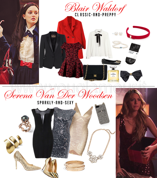 Gossip Girl Style: quattro idee outfit per Natale