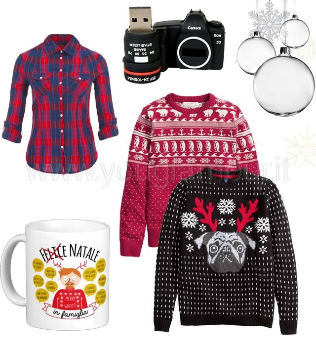 Regali di Natale 2014 per lui