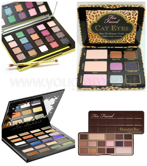 The Best of// Le top palette occhi 2014