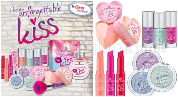 Essence collezione San Valentino: Like an Unforgettable Kiss