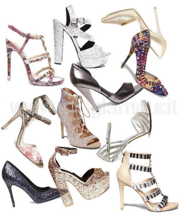 Steve Madden, Sparkly heels - i tacchi per le feste-