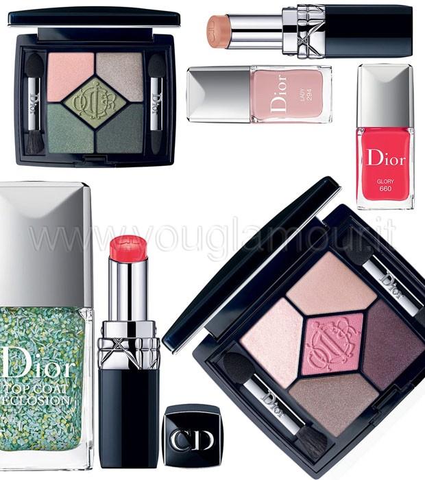Dior Kingdom of Colors collezione primavera 2015 makeup