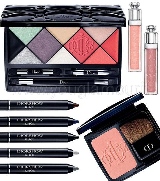 Dior Kingdom of Colors collezione primavera 2015 palette