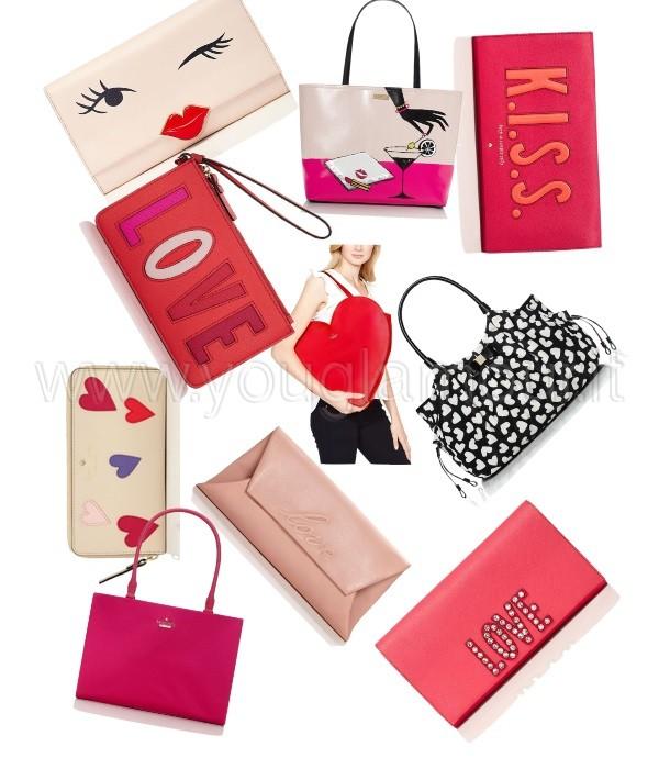 Kate spade collezione san valentino