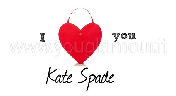 Kate spade per san valentino