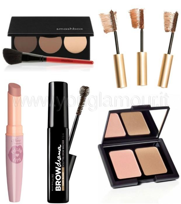 Makeup primavera 2015: trend e prodotti top