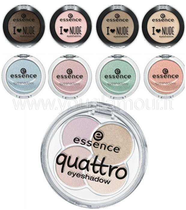 Essence collezione make-up primavera estate 2015