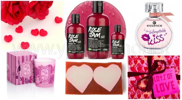 Regali beauty per San Valentino