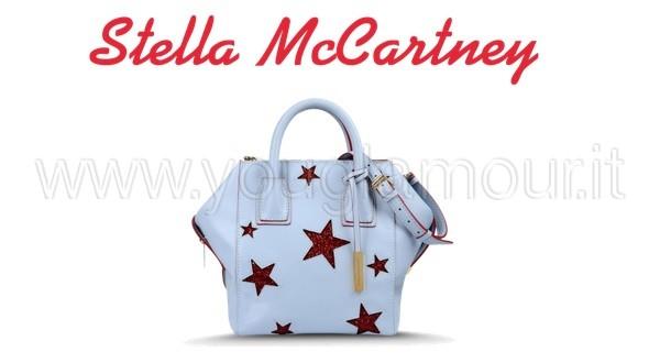 Stella McCartney collezione borse primavera 2015