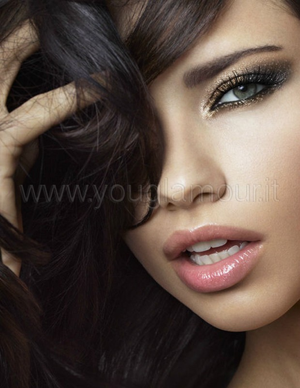 Make- Up: Smokey Eye Brillante per San Valentino