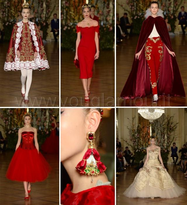 Dolce e Gabbana collezione primavera estate 2015 gallery