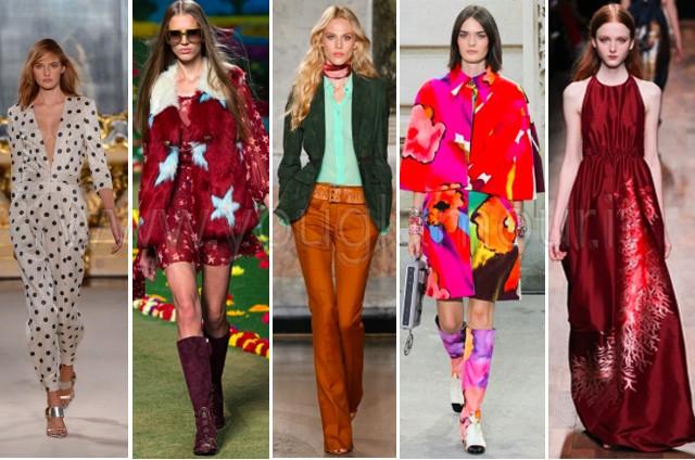 Tendenze moda primavera 2015 sfilate