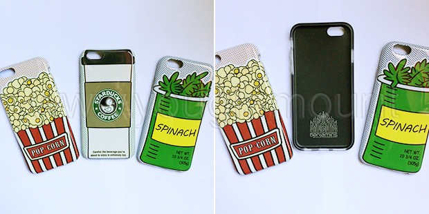 Benjiamin Pop Collection cover iPhone 5 e 6