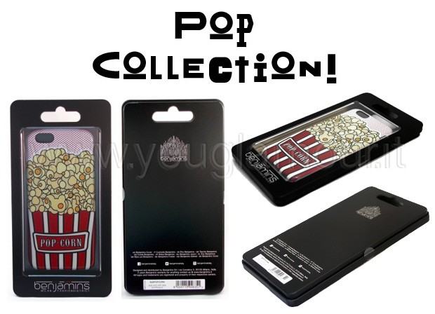 Benjiamin Pop Collection cover iPhone