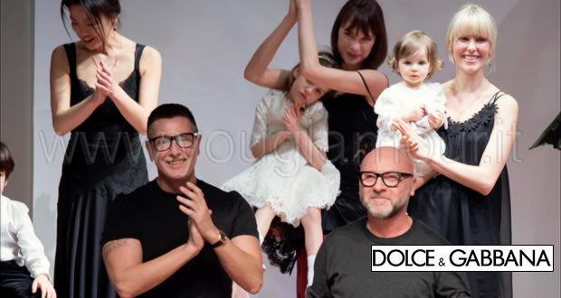 Dolce & Gabbana collezione Autunno Inverno 2015