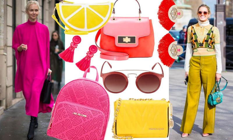 Trendenza moda 2017 speciale accessori