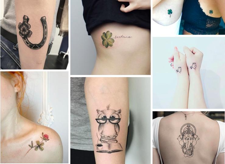 Tatuaggi Portafortuna Significati E Idee A Cui Ispirarsi