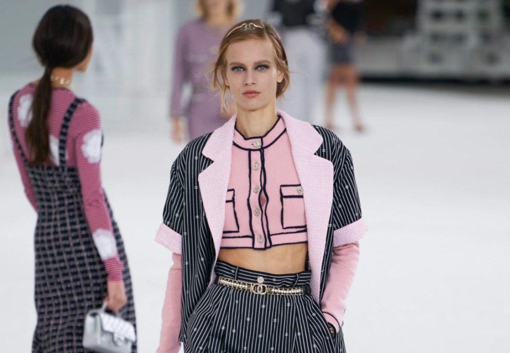 Tendenze moda estate 2021 Chanel