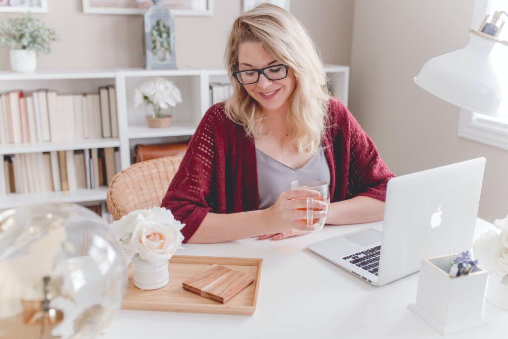 Lavorare da casa come organizzarsi