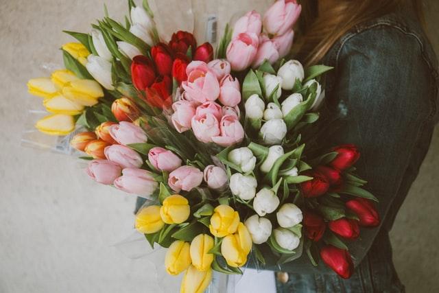 Tipi di fiori da regalare per le feste