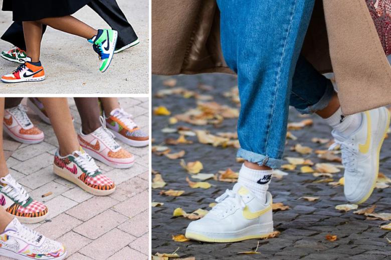 Sneakers donna primavera estate 2021