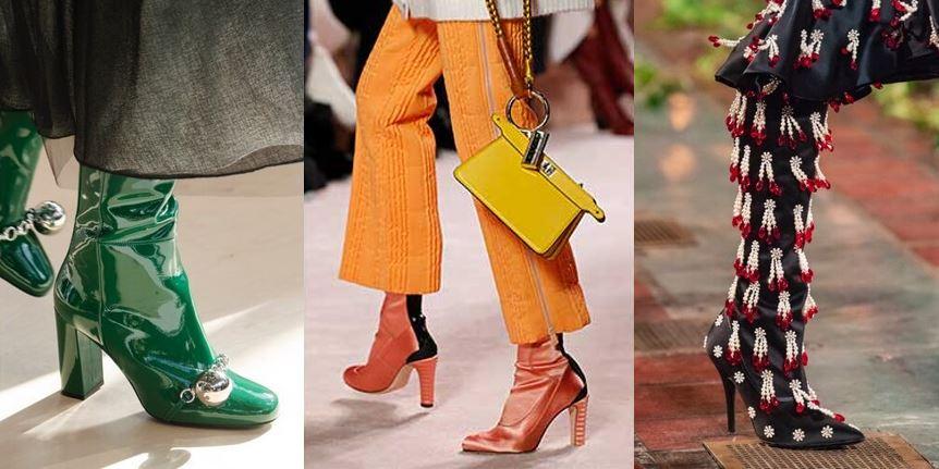 Tendenze moda stivali autunno inverno 2021